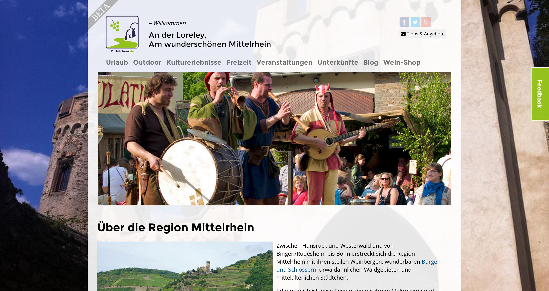 Mittelrhein.de   Mittelrhein.de